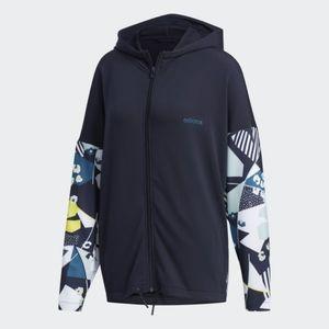 Adidas Farm Rio Hooded Jacket